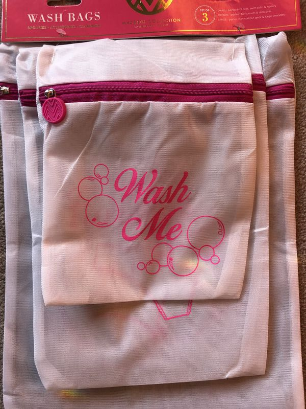 Garment Wash Bag Set