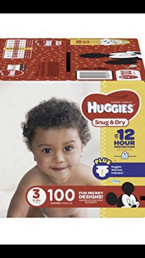Huggies Size 3 for Sale in North Las Vegas, NV