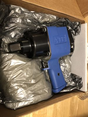 """1"""" Drive Air Impact Wrench (7520 PT-1H) for Sale in Boston, MA"""
