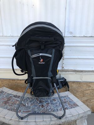 Baby hiking backpack comfort 3 for Sale in Tucson, AZ