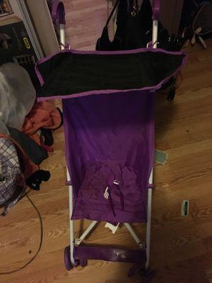 Purple umbrella stroller for Sale in Baltimore, MD