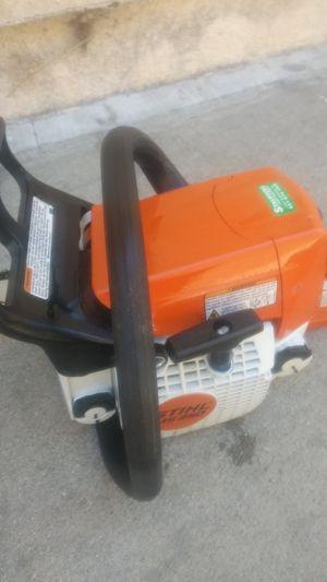 CHAINSAW STIHL MODELO MS 250 RUNS GOOD for Sale in Ontario, CA