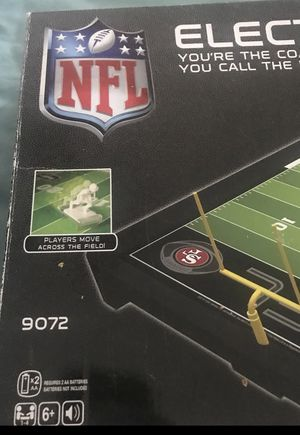 Electronic football game! for Sale in Ottawa Lake, MI