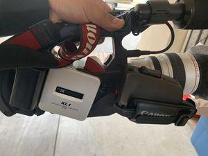 Canon XL1 video digital camcorder minidv for Sale in Santa Ana, CA