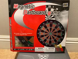 Kids Magnetic Dartboard game for Sale in Corona, CA