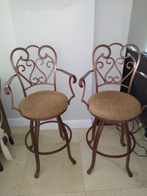 Bar/ Counter Top stools for Sale in Miami, FL