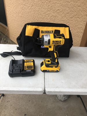 Dewalt 20volts XR brushless Impacto Drill Perfect condición $145 for Sale in Carrollton, TX
