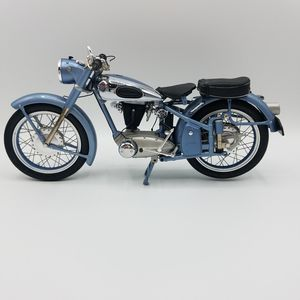 Schuco 1:10 Horex Regina Historic Model Motorcycle Metallic Blue for Sale in Chevy Chase, MD