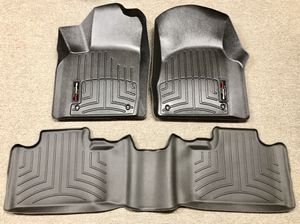 New For Dodge Durango Jeep Grand Cherokee Floor Liner Mats Pads Kit WeatherTech for Sale in Whittier, CA