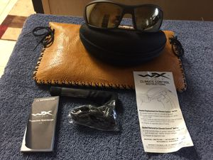 Last pair of WileyX Tide climate controlled sunglasses for Sale in Silver Spring, MD