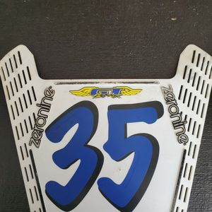 Bmx Number Plate Old School for Sale in Buena Park, CA