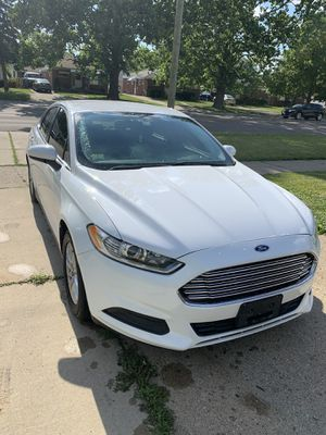 2015 Ford Fusion S for Sale in Dearborn Heights, MI