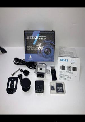 Full HD Waterproof Camera with SD card for Sale in San Bernardino, CA