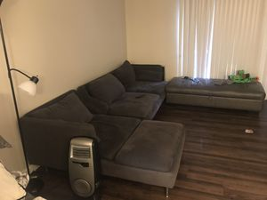 Grey IKEA Couch for Sale in Hayward, CA