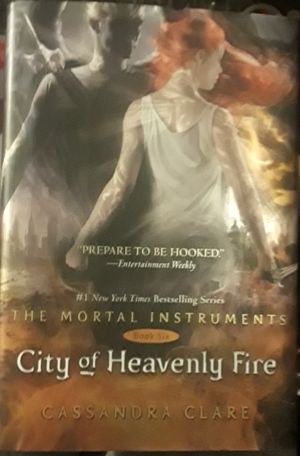 City of Heavenly Fire by Cassandra Clare for Sale in Mitchell, IL
