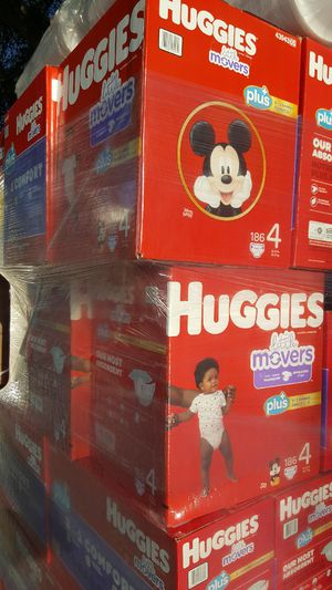 Huggies little movers $45 for Sale in Las Vegas, NV