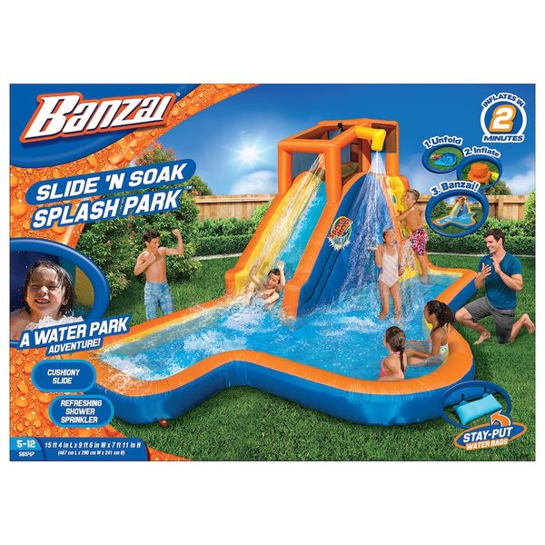 Banzai Slide N Soak