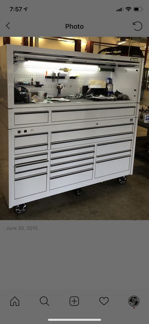 Tool box w/tools snap on Matco Mac for Sale in Fremont, CA