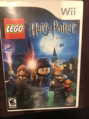Wii Harry Potter LEGO for Sale in Los Angeles, CA