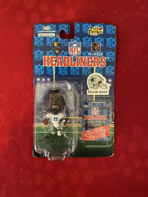 Dallas Cowboys - Emmit Smith - Unopened for Sale in Deer Park, TX