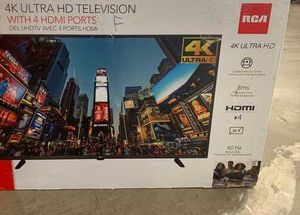 "Brand New RCA 4K 43"" TV with warranty/open box MN for Sale in Austin, TX"