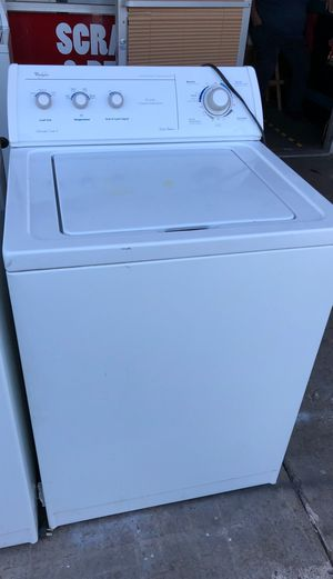 Whirlpool washer for Sale in Surprise, AZ