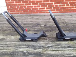 Yakima kayak car mounts with straps for Sale in St. Louis, MO