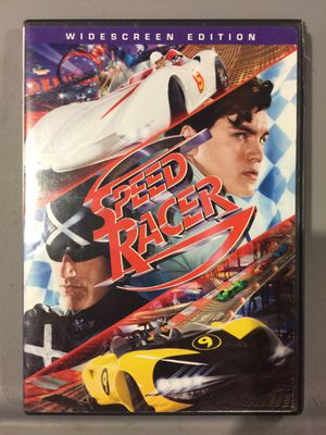 Speed Racer DVD for Sale in Harrisburg, PA