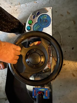 Ballistics arcade steering wheel CPO assembly for Sale in Riverview, FL