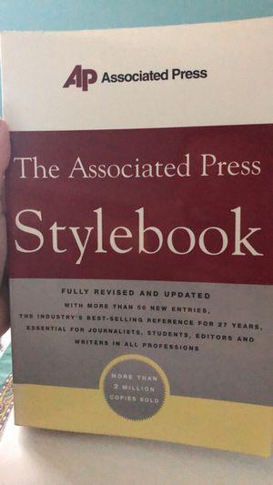 AP stylebook for Sale in Orlando, FL