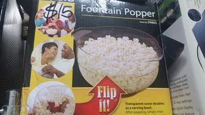 Fountain popper in box for Sale in NC, US