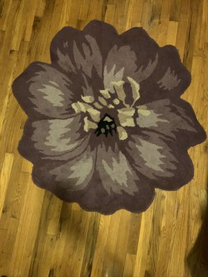 Flower Shaped Rug for Sale in New York, NY