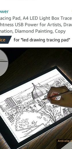 Tracing Led Light Box for Sale in Kirkland,  WA
