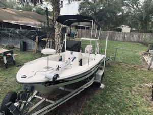 """Hydra Sport 18' 4"""" excellent condition for Sale in Longwood, FL"""