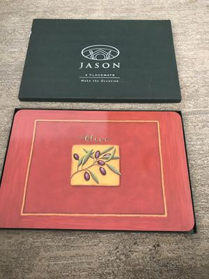 Jason Placemats for Sale in Falls Church, VA