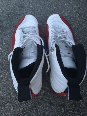 Cherry red 12 size 12 for Sale in San Francisco, CA