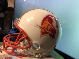 Bucs antique helmet (small) for Sale in Spring Hill, FL