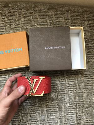 Louis Vuitton X Supreme Limited Edition for Sale in St. Louis, MO