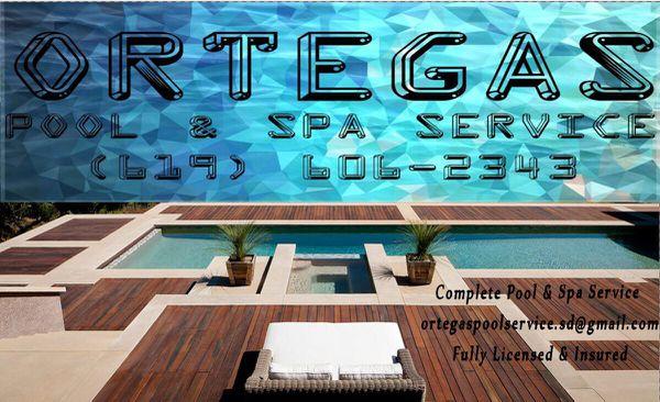 Ortegas Pool & Spa Service