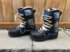 snowboard boots size 9 for Sale in Lynnwood, WA