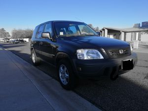 1997 honda crv 4x4 pkg one owner clean car fax report with a lot of service records very well cared for drives perfect needs nothing for Sale in Phoenix, AZ