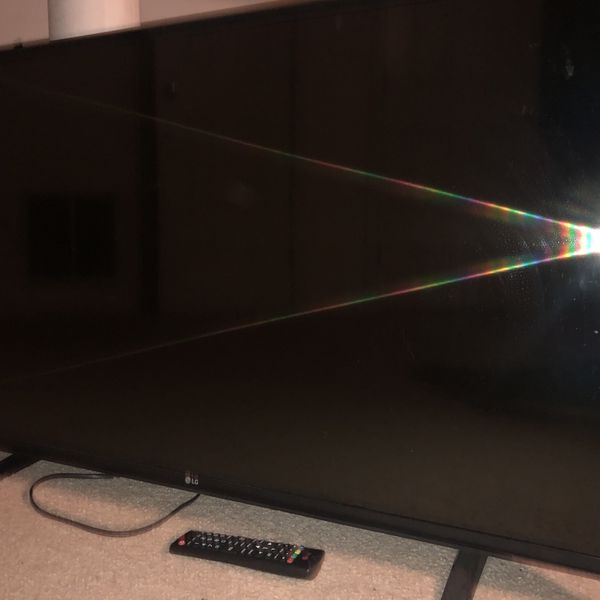 43 inch LG TV (HD 1080p)