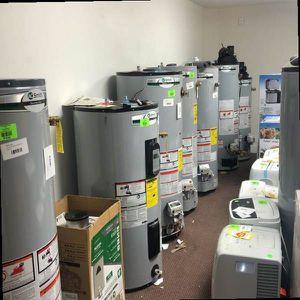 Water Heater Liquidation C0 for Sale in Houston, TX