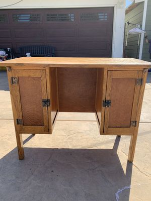 Antique child's desk for Sale in Long Beach, CA