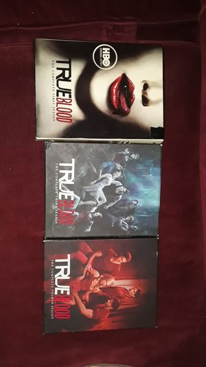 "True Blood "" Seasons 1, 3 & 4"" for Sale in Atlanta, GA"