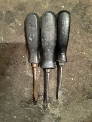 Snap-On Slotted Screwdrivers for Sale in South Gate, CA