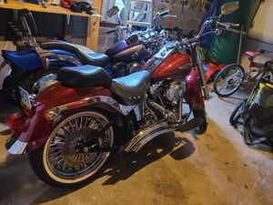 Harley fatboy for Sale in Bristol, PA