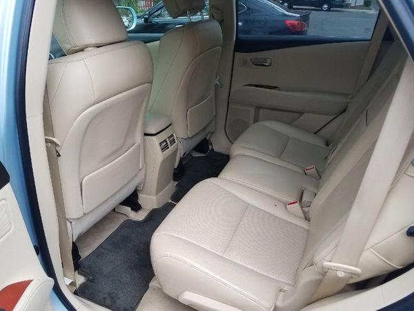 2011 Lexus RX 350 luxury very low miles
