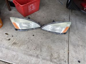 2003 Honda Accord Headlights, $100 for Sale in Portland, OR