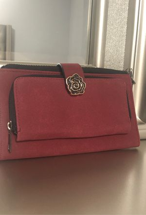 Red Wallet for Sale in Humble, TX